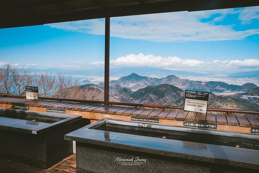 Izunokuni Panorama Park  เที่ยวญี่ปุ่น
