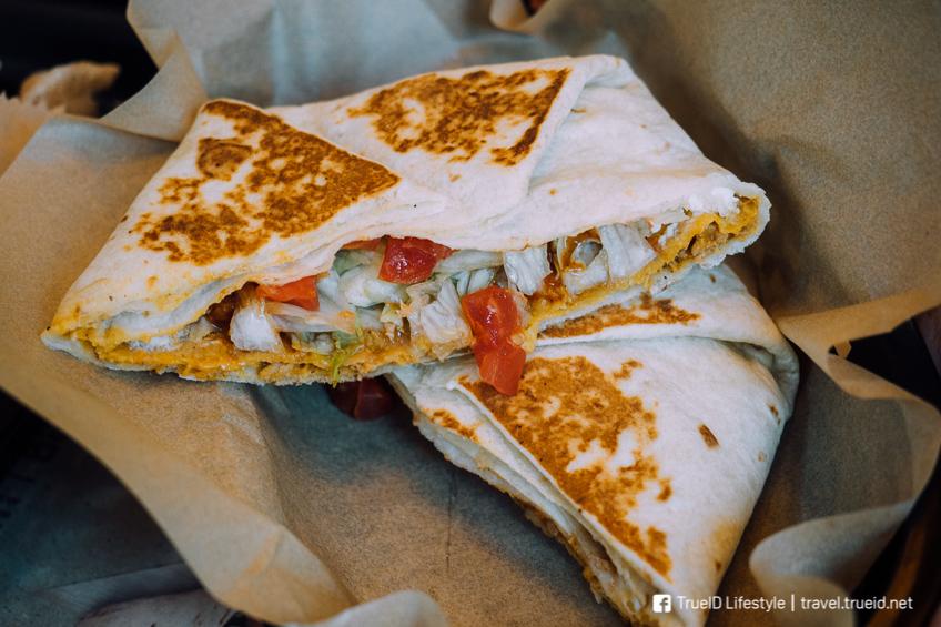 ทาโก้ เบลล์ Taco Bell อาหารเม็กซิกัน สาขาแรกในไทย