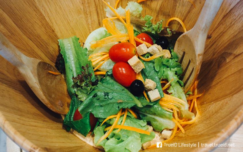 บุฟเฟ่ต์อาหารกลางวัน โรงแรม Novotel Bangkok Sukhumvit 4