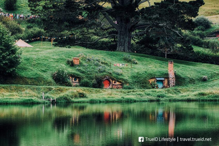 The Hobbit ฉากถ่ายทำ หมู่บ้านฮอบบิท
