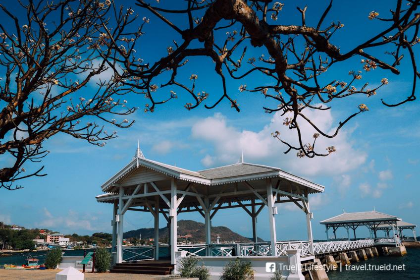 สะพานอัษฎางค์ เกาะสีชัง เที่ยวใกล้กรุงเทพ