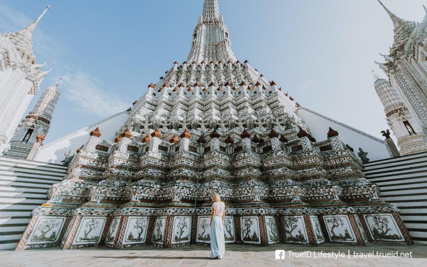 จุดเช็คอิน ที่เที่ยว ถ่ายรูปสวย ย่านพระนคร กรุงเทพ