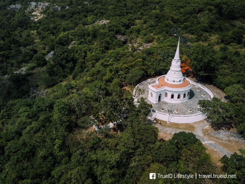 วัดอัษฎางคนิมิตร เกาะสีชัง เที่ยวชลบุรี