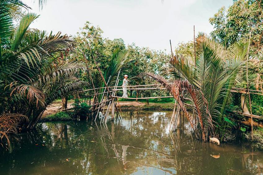 Ba Cong Garden ที่เที่ยวเวียดนาม