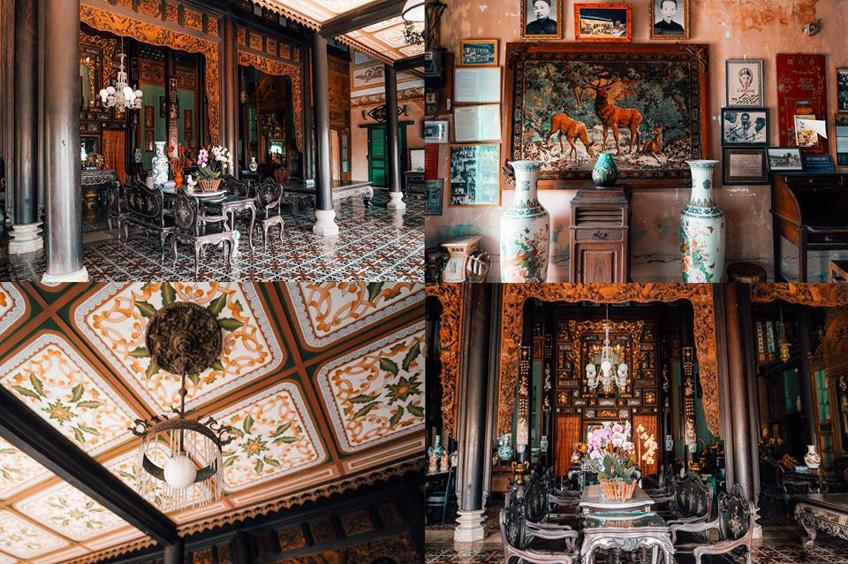 Binh Thuy Ancient House เที่ยวเวียดนาม