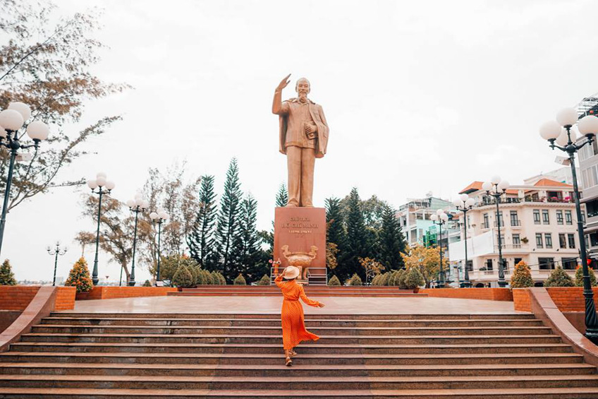 Ho Chi Minh Monument เวียดนาม