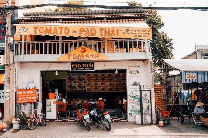 Pad Thai Tomato ที่เที่ยวเวียดนาม