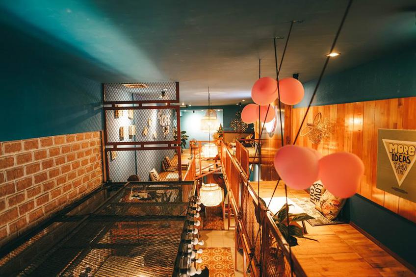 Hand Cafe คาเฟ่ เวียดนาม