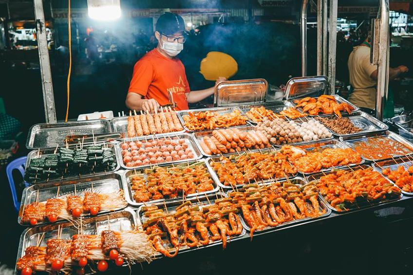 Can Tho Night Market เวียดนาม