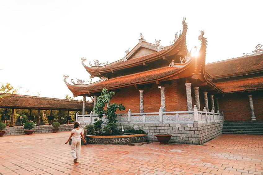 Truc Lam Phuong Nam Zen Monastery ที่เที่ยวเวียดนาม