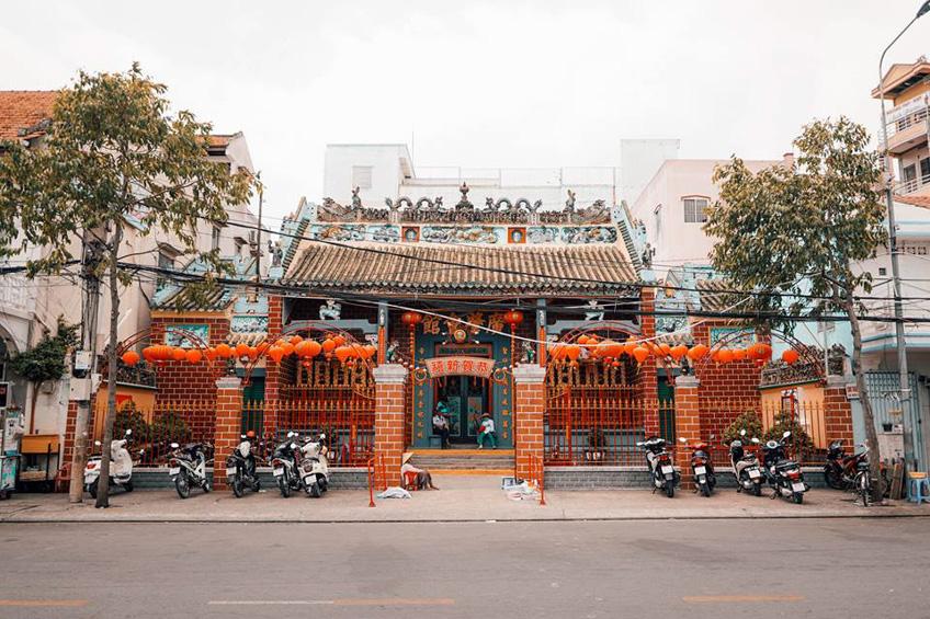 เที่ยวเวียดนาม เกิ่น เทอ Ong Temple