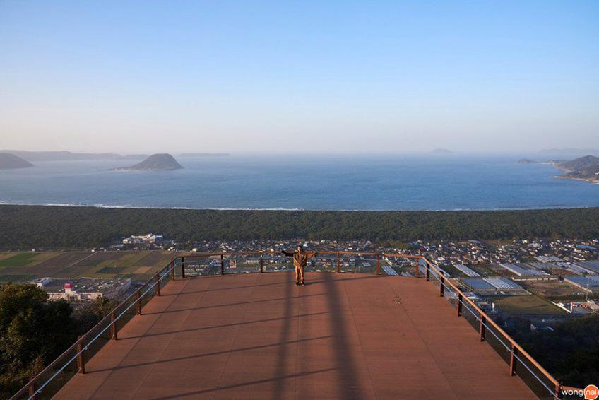 ที่เที่ยวซากะ ญี่ปุ่น Mountain Kagami
