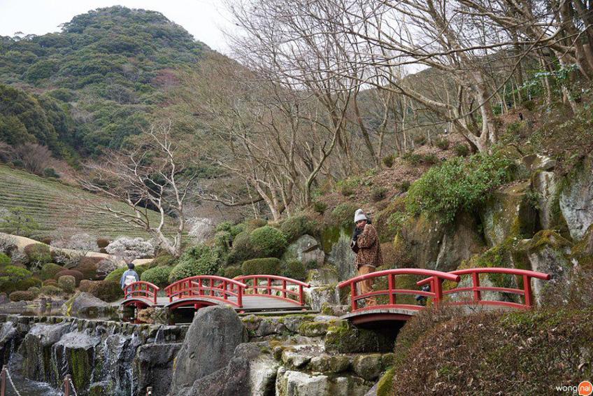ที่เที่ยวซากะ Keishuen