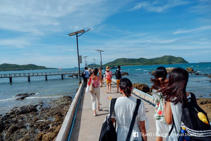เที่ยวเกาะขาม ชลบุรี