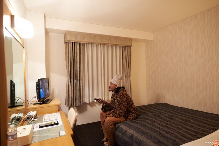 ที่พักญี่ปุ่น ซากะ Bientos Hotel