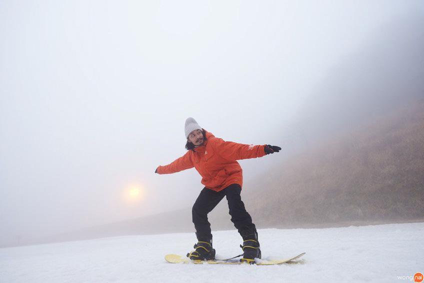 Tenzan Ski Resort เที่ยวซากะ