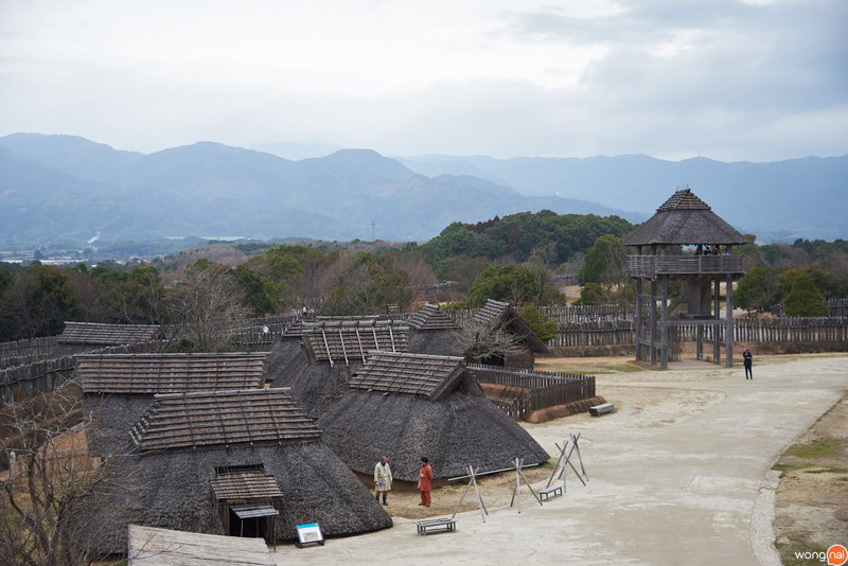ที่เที่ยวซากะ ญี่ปุ่น Yoshinogari Historical Park