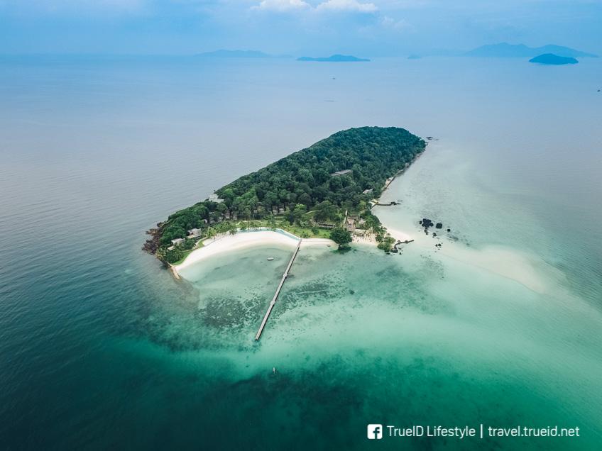 เกาะขาม ทะเลตราด