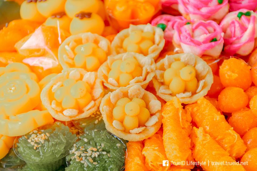 พิพิธภัณฑ์ขนมไทย อัมพวา ที่เที่ยวสมุทรสงคราม