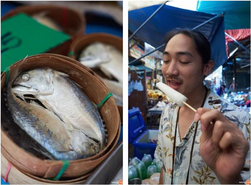 ตลาดร่มหุบเที่ยวใกล้กรุงเทพ