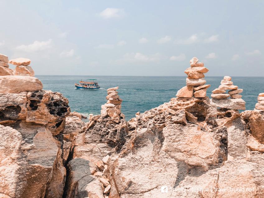 จุดชมวิวเกาะเสม็ด  ที่เที่ยวเกาะเสม็ด