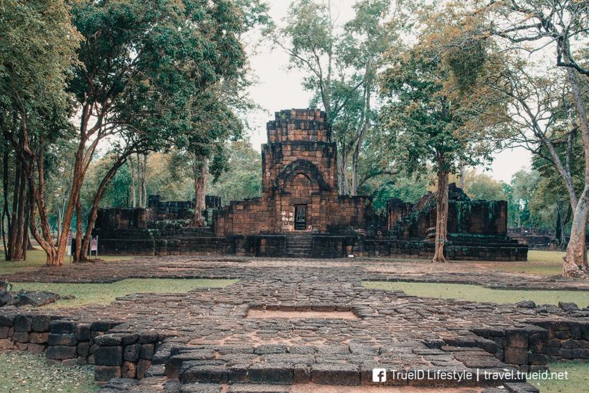 ปราสาทเมืองสิงห์ กาญจนบุรี