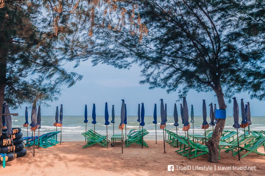 หาดเจ้าสำราญ ที่เที่ยวเพชรบุรี