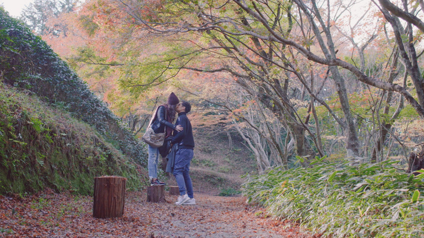 Japanese Garden Keishu-En ที่เที่ยวซากะ Secret Garden