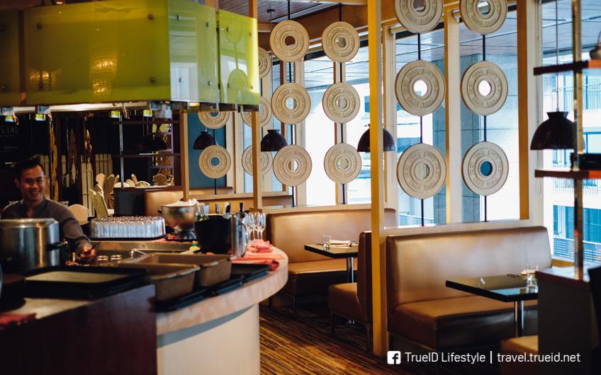 บุฟเฟ่ต์ปู! ที่ Atelier โรงแรม Pullman Bangkok Grande Sukhumvit ฟินปูหลากหลายแบบ