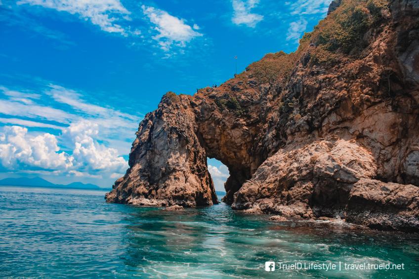 เกาะทะลุ ที่เที่ยวระยอง