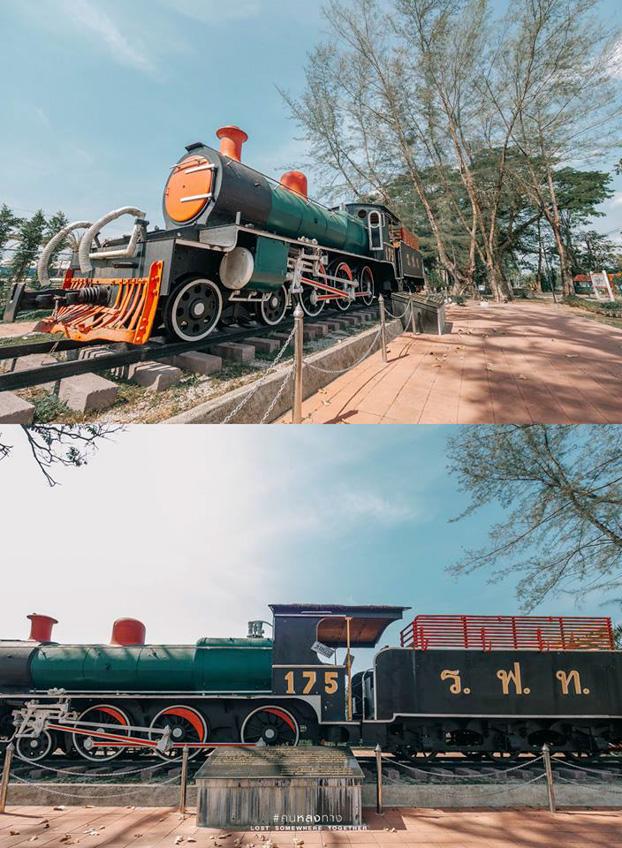 สถานีรถไฟ สุไหงโก-ลก นราธิวาส