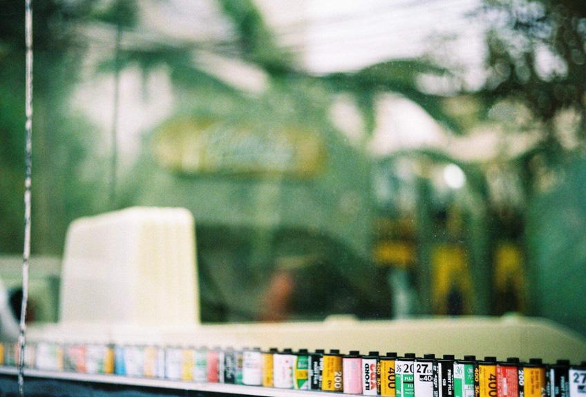 คาเฟ่ฟิล์ม ร้านกาแฟซอยอารีย์