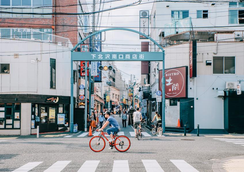 Shimokitazawa เที่ยวญี่ปุ่น ฉบับมินิมอล
