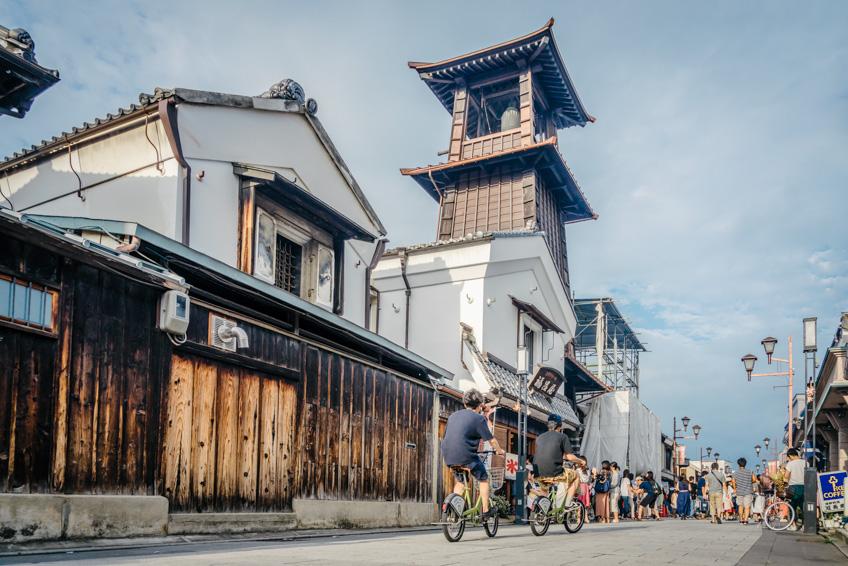 Kawagoe เที่ยวญี่ปุ่น ฉบับมินิมอล