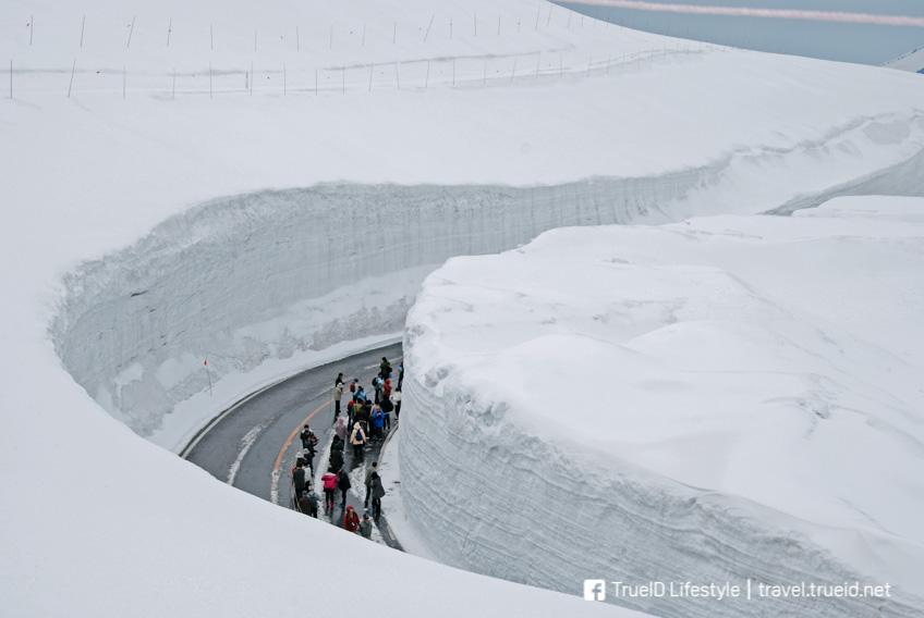 Tateyama Kurobe Alpine เที่ยวญี่ปุ่น ฉบับมินิมอล