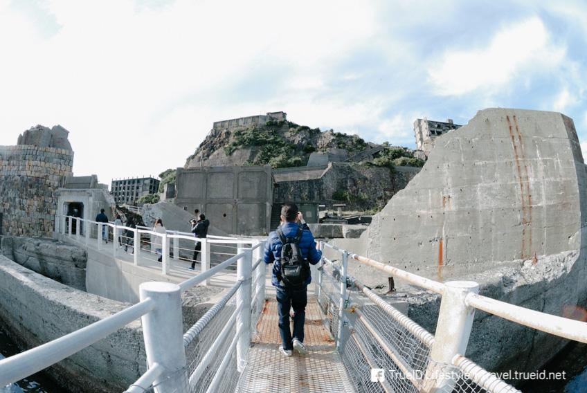Hashima Island เที่ยวญี่ปุ่น ฉบับมินิมอล