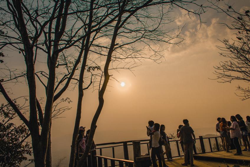 เที่ยวปราจีนบุรี  อุทยานแห่งชาติทับลาน