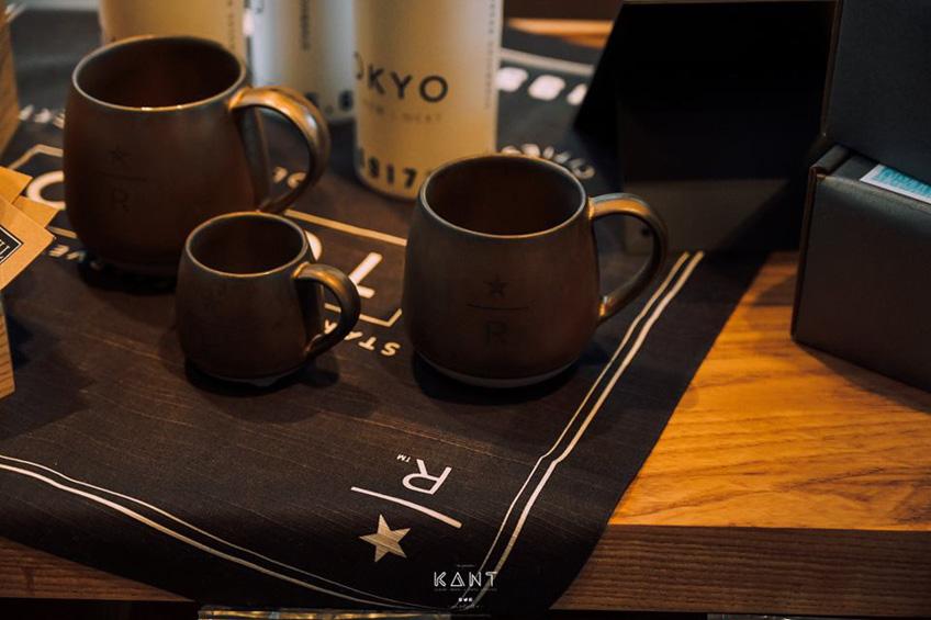 โตเกียว Starbucks Reserve Tokyo ญี่ปุ่น