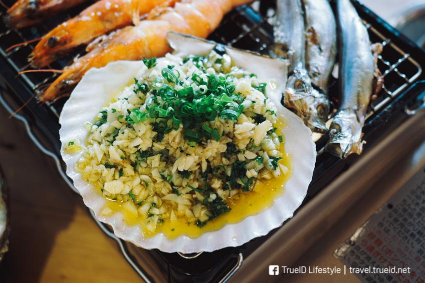 Oyster Bay หอยนางรม ร้านซีฟู้ด กรุงเทพ
