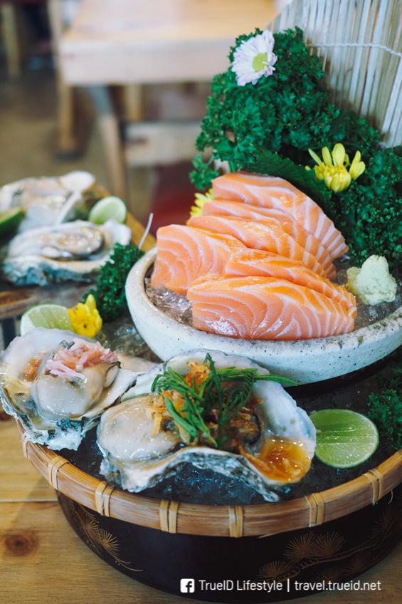 ร้านหอยนางรมสด Oyster Bay Bangkok