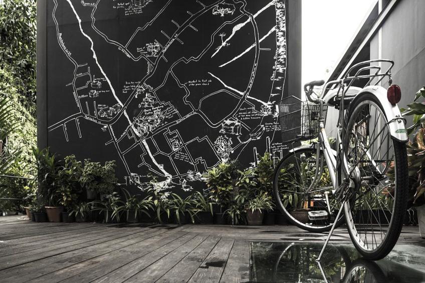ที่พักบางกระเจ้า Bangkok Three House