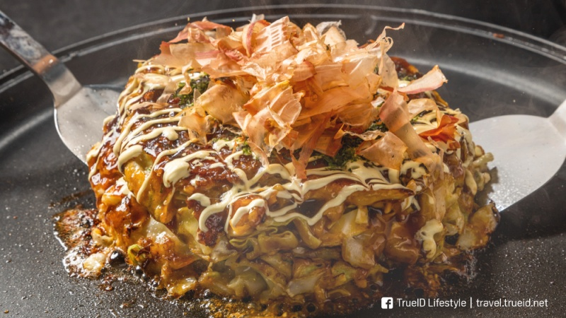 osaka okonomiyaki โอซาก้า โอโคโนมิยากิ
