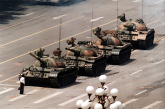 Tank man เทียนอันเหมิน