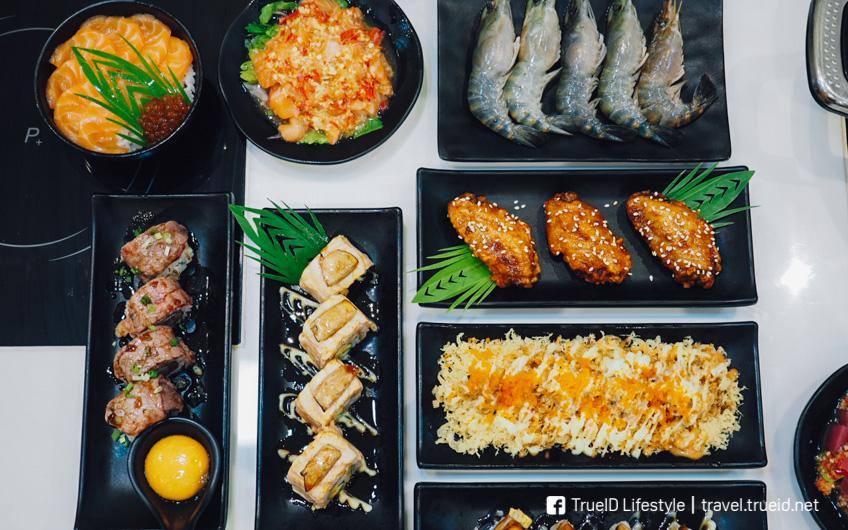 Sloth sukiyaki บุฟเฟ่ต์ชาบู สุกี้ อาหารญี่ปุ่น และบิงซู