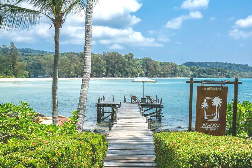 Away Koh Kood Resort เกาะกูด