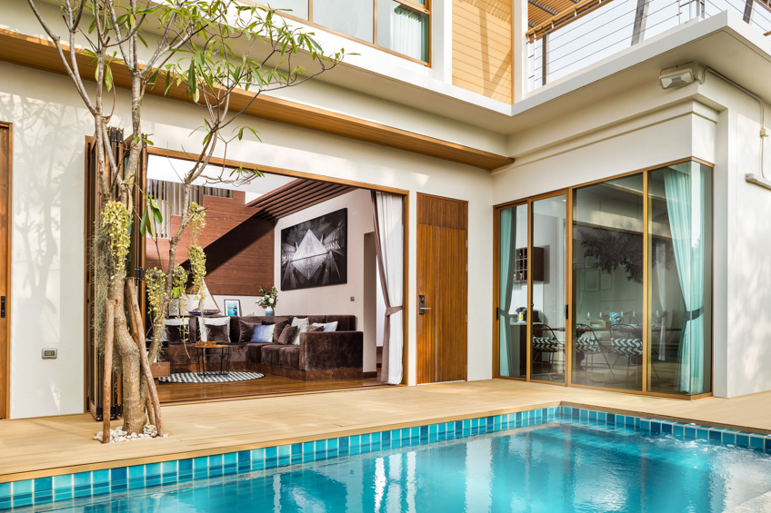 itz time Hua hin pool villa หัวหิน