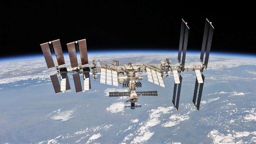 สถานีอวกาศนานาชาติ NASA