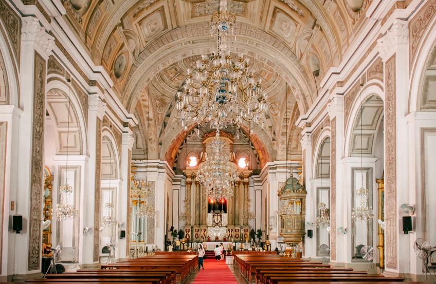 ที่เที่ยวฟิลิปปินส์ San Agustin Church
