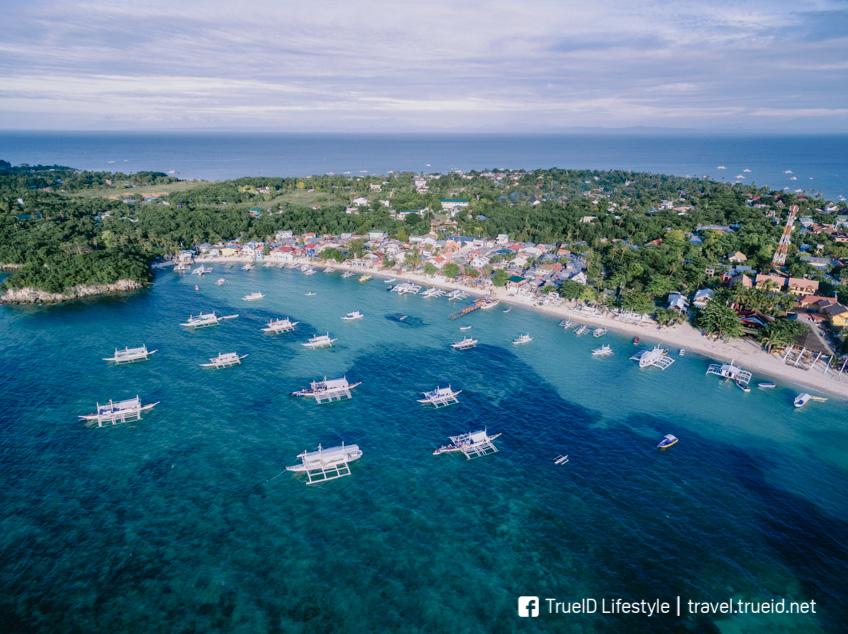 เกาะมาลาปาสกัว ฟิลิปปินส์