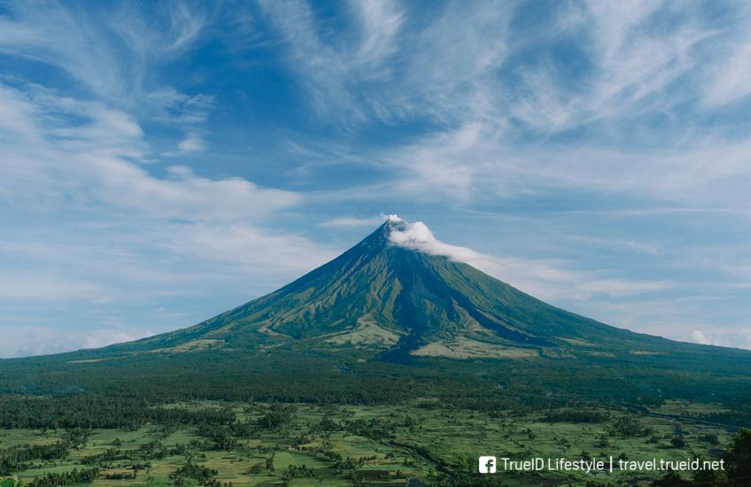 ภูเขาไฟมายอน ที่เที่ยวฟิลิปปินส์